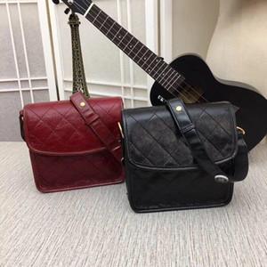 Designer-Broadband small bag female 2018 new autumn and winter Messenger bag retro Korean soft leather handbags wild fashion shoulder bag