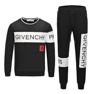 Mann-Marken-Designer Anzug Sweat Anzüge sehen Autumn Männer Luxus Tracksuits Jogger Anzüge Jacke Hosen Sets Anzug Print Männer Sport