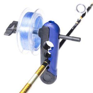 Tools Fishing Line Spooler Adjustable for Various Sizes Rod Bobbin Reel Board Winder Reel Spool Spooler Universal Fishing Tools