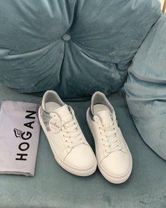 Nuevo superior de las mujeres top del punto bajo de estilo clásico deportivo Casual zapatos casuales de moda al aire libre Little White 030404