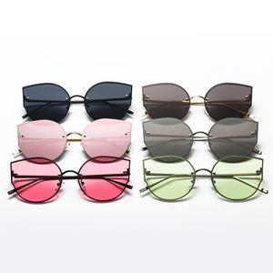 2020 الأشعة الشمسية يحظر UV400 النظارات الشمسية العلامة التجارية للأزياء النساء الرجال النظارات الشمسية المستقطبة الحريق Gafas دي سول ممتاز مع صندوق 3576