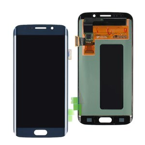 Newest Original For Samsung Galaxy S6 Edge Plus G928 LCD With Touch Digitizer, For Samsung S6 edge Plus LCD Replacement