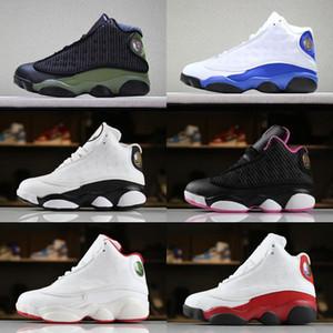 Designer Baby Jumpman 13 Enfants Chaussures de basketball Athletic 13s Chaussures de sport pour enfants Chaussures de sport pour garçon taille: 28-35