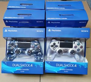 18 Farben hochwertige PS4 Wireless Controller SHOCK 4 Gamepad für PS4 Joystick mit Kleinpaket Game Controller dhl