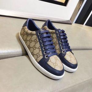 chaussures de luxe des hommes de style classique plat chaussures de sport occasionnels chaussures de sport de loisirs véritable correspondance des couleurs de la mode en cuir vxm03