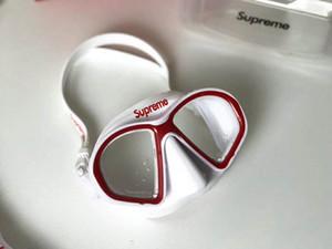 Al por mayor- Gafas de natación Gafas Cool Smith Cariboo OTG Gafas negras FW15 Gafas de trabajo de alta calidad para esquiar en stock