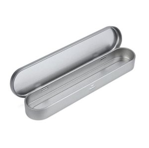 القلم صندوق تين صندوق تخزين المصقول مقلمة منظم لعلاج حب الشباب إبرة معدنية تخزين الحاويات SN702