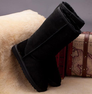 Hot Sale-ian nuova WGG alti classici stivali da neve e stivaletti 14 donne di colore taglia Stivale EUR35-: EUR 44