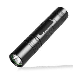 S5 긴 샷 강력한 토치 충전식 슈퍼 밝은 LED 손전등 야외 미니 초경량 방수 전기 토치