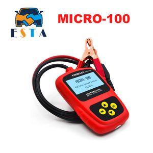 Große Förderung !!! 5pcs / lot Lancol MICRO-100 Autobatterie Tester 12V Auto-Batterie-Analysator (100 ~ 800 CCA)