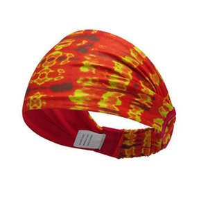 Breathable Magie Turban Sports Stirnband Fitness Kopfbedeckung Kopftuch Sport-Hauptband Bandanas Yoga Gym dehnbar Schweißband 150pcs T1I1981