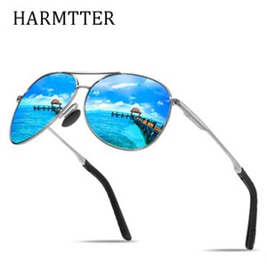 Fashion Men Sunglasses Pilot Polarized Lens Brand Driving Designer Outdoor Alloy Frame Male Sun Glasses Oculos De Sol Uv400 8013 INcQN