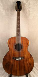 """12 Strings 41 """"Akustik Gitar Fishman Pikap Gülağacı Klavye Krom Donanım ile Hızlı sevkiyat ücretsiz kargo"""