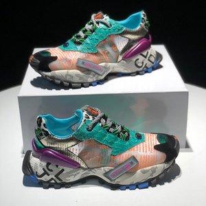 2020 más nuevo de alta calidad de la malla de los zapatos ocasionales mujer de precios al por mayor de calzado desinfectar zapatos del calzado transpirable vestido de zapatillas de deporte de cuero genuino
