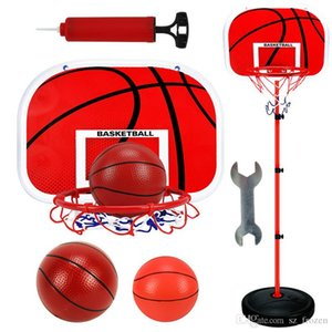 HOT Children Basketball Stand 150CM Kids Outdoor Adjustable Basketball Sports Set Kit Free Shipping