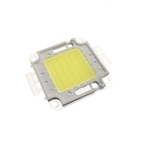 Livraison gratuite de Bridgelux Chip COB LED Chip 10W 20W 30W 50W 70W 80W 100W Blanc Froid 6000-6500K En Stock