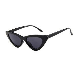 Sunglassese kadın bağbozumu Retro üçgen CATEYE gözlük feminino güneş gözlüğü Gözlük gözlük feminino Gözlük Sunglassese Kadınlar