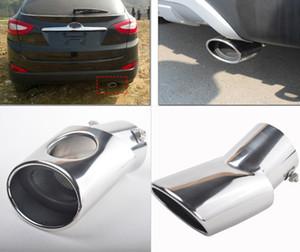 لشركة هيونداي IX35 توكسون 10-14 الفولاذ المقاوم للصدأ العادم الذيل الخلفي MUFFLER TIP PIPE