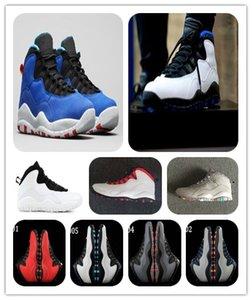 10s 10 Zapatillas de baloncesto Orlando Tinker Cool Grey Clase de 2006 CEMENTO Im Back Zapatillas deportivas Atletismo al aire libre para hombre con cajas