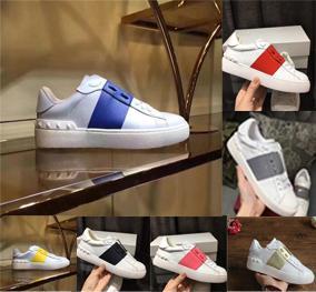 2021 роскошные кроссовки беговые ботинки белый дизайнер тренер повседневная обувь Низкая мужская женщина мода скейтборд кроссовки комфорт и тренажеры для отдыха