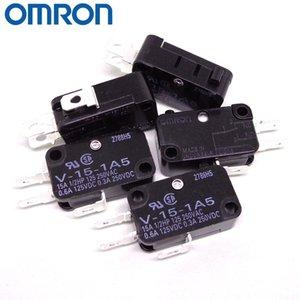 10PCS OMRON original de micro interruptor V-15-1A5 V-152-1C25 V-153-1C25 V-155-1C25 V-156-1C25 nuevas y originales micro OMRON interruptor T200605