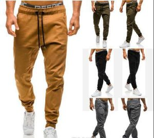 Men Joggers New Casual Pants Men Brand Clothing High Quality Spring Long Khaki Pants Elastic Male Trousers Mens Joggers 3XL