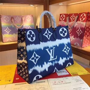 2020 nuove donne del progettista di lusso della pelle bovina borsa della ragazza di modo di corsa della spalla del messaggero del sacchetto di capacità elevata della Madre pacchetto