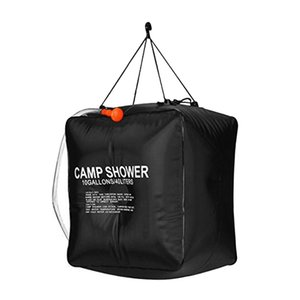 20L 40L Portable Solar Heated Water Bag Energy Heated Bathing Outdoor Camping Shower Bag Picnic Water Bag Hiking Water Storage