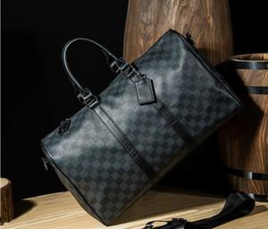Designer Homens Duffle Bag Mulheres Malas de Viagem Volumes de mão Designer Luxury Travel Bag Homens Bolsas Grande Corpo Cruz Bolsa Totes 47 centímetros # sc23