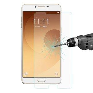 Enkay Sombrero-Prince para Galaxy Pro C9 / C900 0.26mm 9H Dureza superficial 2.5D pantalla de vidrio templado a prueba de explosiones de Cine