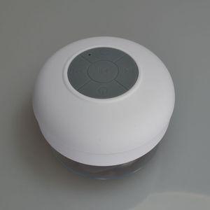 Precio al por mayor en línea IPX4 impermeable lechón ducha Bluetooth altavoz portátil exterior Mini ducha inalámbrica a prueba de agua como regalo de la promoción