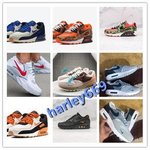 Nike Air Max 1 City Pack Amsterdam airmax 1 London MAX 90 Worldwide 90S Orange Camo MAX 1 Duck Camo DESIGNER SHOES
