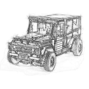APP LED Technik 13070 Kompatible legaoing Technic SUV G65 AWD Wagon RC Motoren Wagensets Bausteine Bricks Lernspielzeug 20100