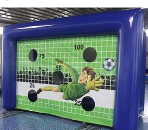 Надувной футбол футбол цель Перестрелка цель