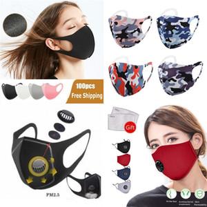 3D 스테레오 활성탄 마스크 필터 호흡기 안티 PM2.5가 입 얼굴이 공기없이 보호 마스크 보호 마스크