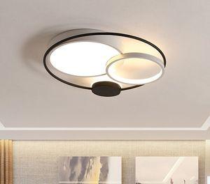 Creative Modern led Chandelier for living room bedroom study room 90-260V led indoor Ceiling Chandelier fixtures free shipping MYY