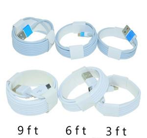 libre de UPS o FedEx Micro USB cargador Tipo de cable Cable C 1M 2M 3Ft 6 pies 3M 9FT para Android Samsung S9 S8 cable de teléfono