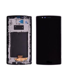 Originale per LG G4 H810 H811 H815 display LCD e Touch Screen digitalizzatore con cornice LCD per LG G4 H818 versione doppia SIM