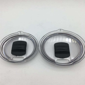 Nuevo plástico a prueba de derrames tapa magnética para tazas de café tapas a prueba de fugas tapa del envío de DHL 20 oz 30 oz tazas de tapas ZZA1511