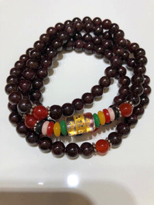 Fashion beaded Bracelet Men And Women Jewelry Gifts European and American Agate Opal strands Bracelet Tigerseye Clam Bracelet 108 hot