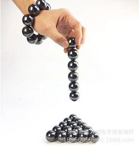 8PCS 15,20,25,30,45MM etc Innovative Powerful Magnetic Balls Big Beads Skam Polymorph Building Blocks Puzzle for Adult Children
