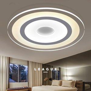 Daire İç Aydınlatma Modern LED Tavan Işıkları Oturma Odası Yatak Odası Lambası Lamparas de Techo Abajur Lambaları Armatürleri