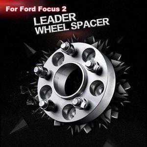 Para Ford Focus 2 Rueda Separadores adaptadores 5x108 mm 63,4 mm de agujero central 2pcs