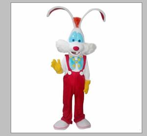 2019 Fabrikverkauf neue Maß CosplayDiy Unisex-Maskottchen-Kostüm Roger Rabbit Maskottchen-Kostüm