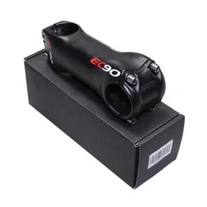 EC90 de fibra de carbono 6 ° 17 ° elevador mango de fibra grifo manillar de bicicleta de carretera de montaña de la bicicleta de subida de carbono madre