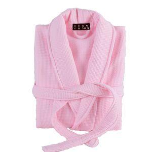 Albornoz de invierno Mujeres Pijamas de baño de algodón traje cálido ropa de dormir para mujer túnicas camisones encantadores de alta calidad Sexy Kimono túnica