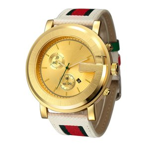 5-цветный высококачественный роскошный мужской дизайнерский стиль модные часы современные мужские и женские часы кварцевый механизм часы коммутируют дизайн