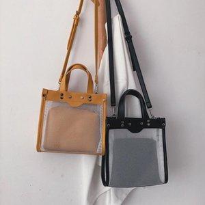 Kadın Çanta Yaz Yeni Yabani Küçük Taze Katı Renk Eğik Akrep Anne Bag Of Trend Of Tasarımcı-Version