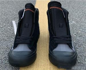 상자 오렌지 블랙 재킷 MID 냉혹 한 Reepers 신발 스트라이프 Cavans 열 PRESTRO 농구 운동화로