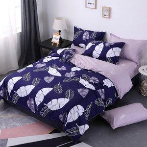 Yorgan Yatak Tasarımcı beding Yeni Yumuşak ve rahat ayarlar Yüksek uç tasarımı solmaz Yatak Takım Elbise Nevresim Sac Yastık durumda ayarlar